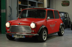 austin mini cooper 1300 spi la belle collector. Black Bedroom Furniture Sets. Home Design Ideas